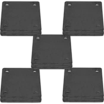 Hot Rolled Steel Plate Variety Pack 4 x 4 4 Pack!