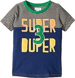 6f42c02aa062 Mud pie 3rd birthday short sleeve t shirt toddler