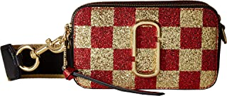 Marc Jacobs Womens Snapshot Checkerboard