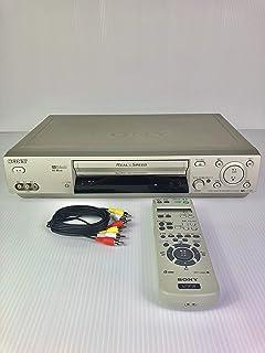 SONY VHSビデオデッキ ソニー SLV-NR500 (21750)