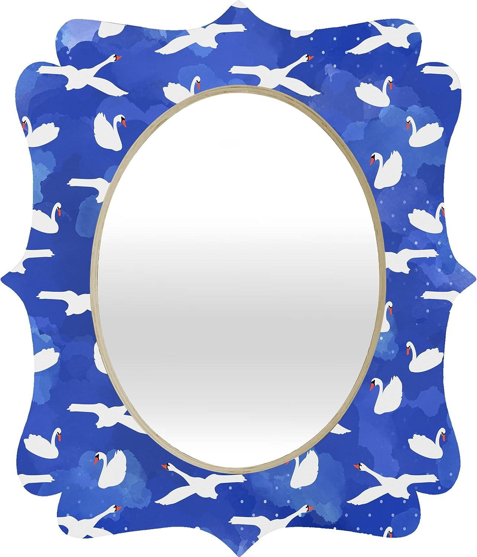 Deny Designs Hello Sayang Swanlake Baroque Mirror
