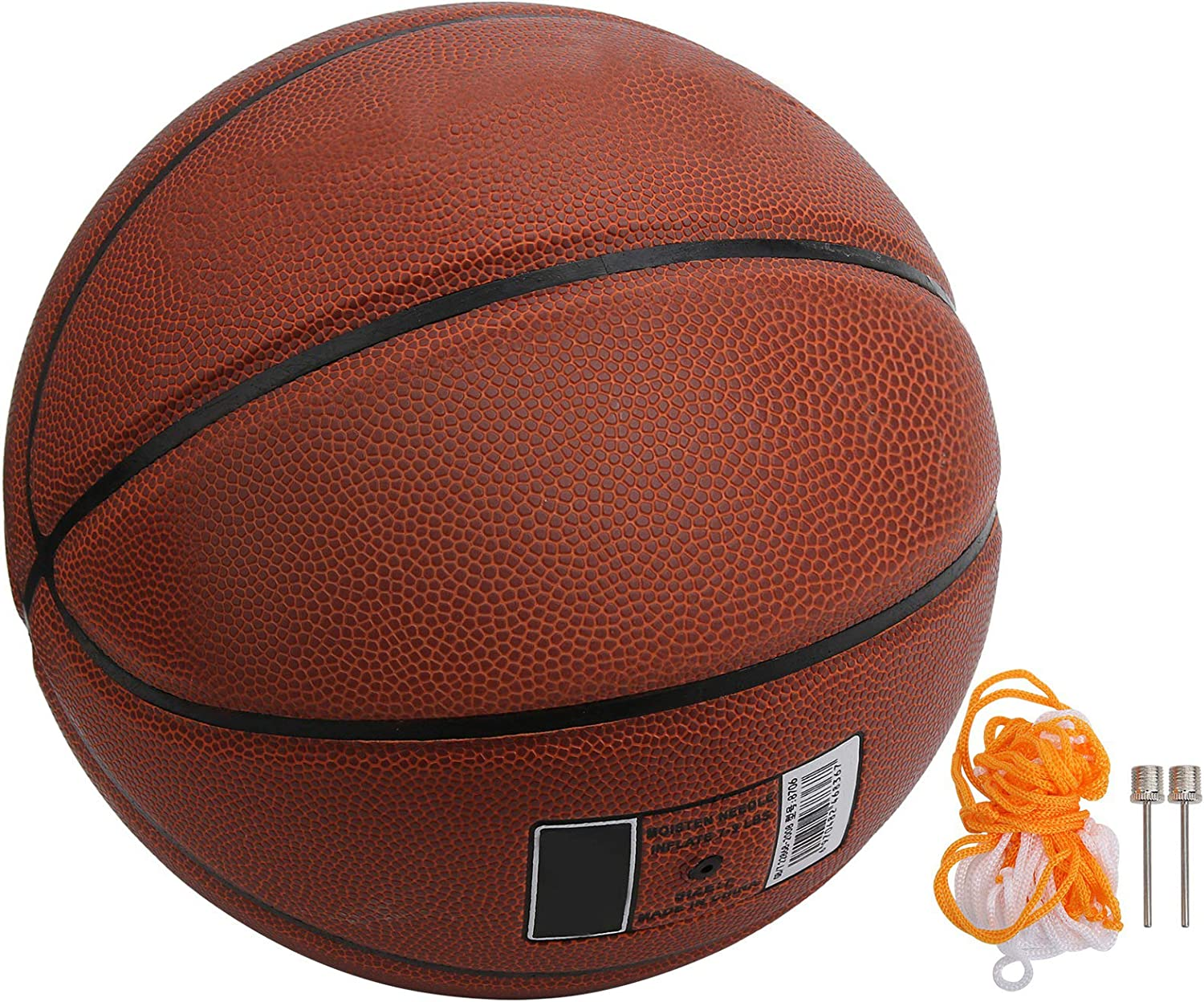 Dilwe Popular popular Size 7 Basketball Rubber Indoor for Manufacturer direct delivery Cement Our