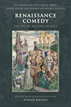 Renaissance Comedy: The Italian Masters - Volume 1 (Lorenzo Da Ponte Italian Library) (Vol 1)