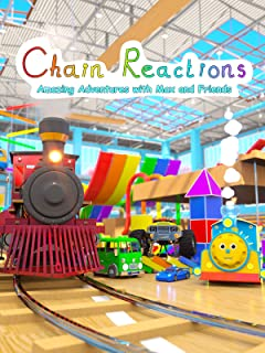 Chain Reactions | Amazing Adventures with Max and Friends
