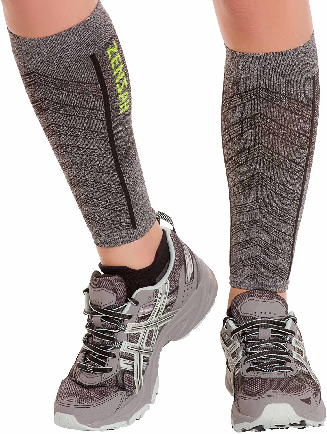Featherweight Compression Leg Sleeves - Splints Ca Shin New arrival Ranking TOP8 Relieve