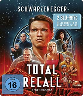 Total Recall - Uncut. Limited Steelbook Edition
