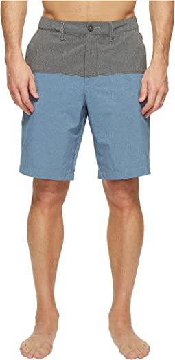 Tommy Bahama - Cayman Block and Roll Swim Trunk