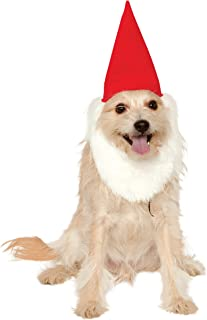 Rubies Garden Gnome Hat with Beard for Hats
