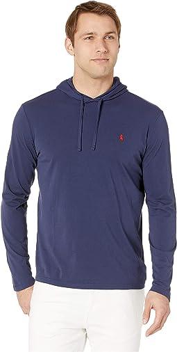 Hooded Jersey T-Shirt