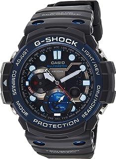Casio Casual Watch Analog-Digital Display Quartz For Men Gn-1000B-1A, Black Band