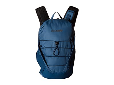 Pacsafe Venturesafe X12 Anti-Theft 12L Backpack (Blue Steel) Backpack Bags