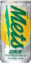 キリン メッツ 超刺激クリアグレープフルーツ 190ml缶 ×20本