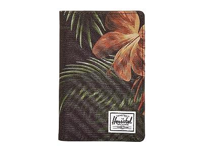 Herschel Supply Co. Search RFID (Tropical Hibiscus) Wallet Handbags