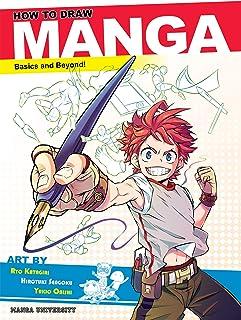 How to Draw Manga: Basics and Beyond! (English Edition)