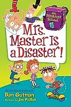 My Weirdest School #8: Mrs. Master Is a Disaster! (English Edition)
