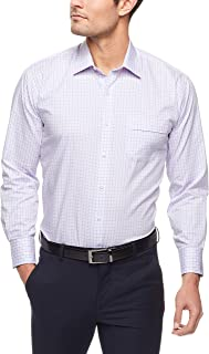 Van Heusen Men's Classic Fit Black Label Business Shirt