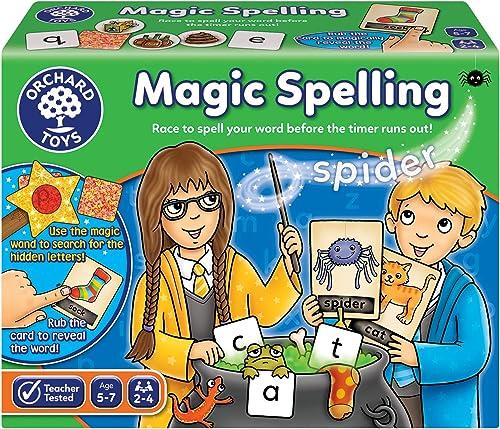 Magic Spells Game