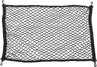 Garneck Rede de carga universal para armazenamento de carro, bolsa organizadora de parede, bolsa organizadora de porta-mal...