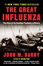 Cover image of The Great Influenza by John M. Barry