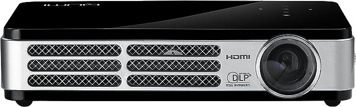 Vivitek Qumi Q2-LITE B 300 Lumen WXGA HDMI 3D-Ready HD 720p Pocket DLP Projector (Black)