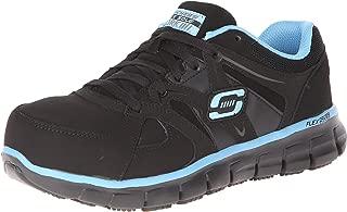 steel blue black boots