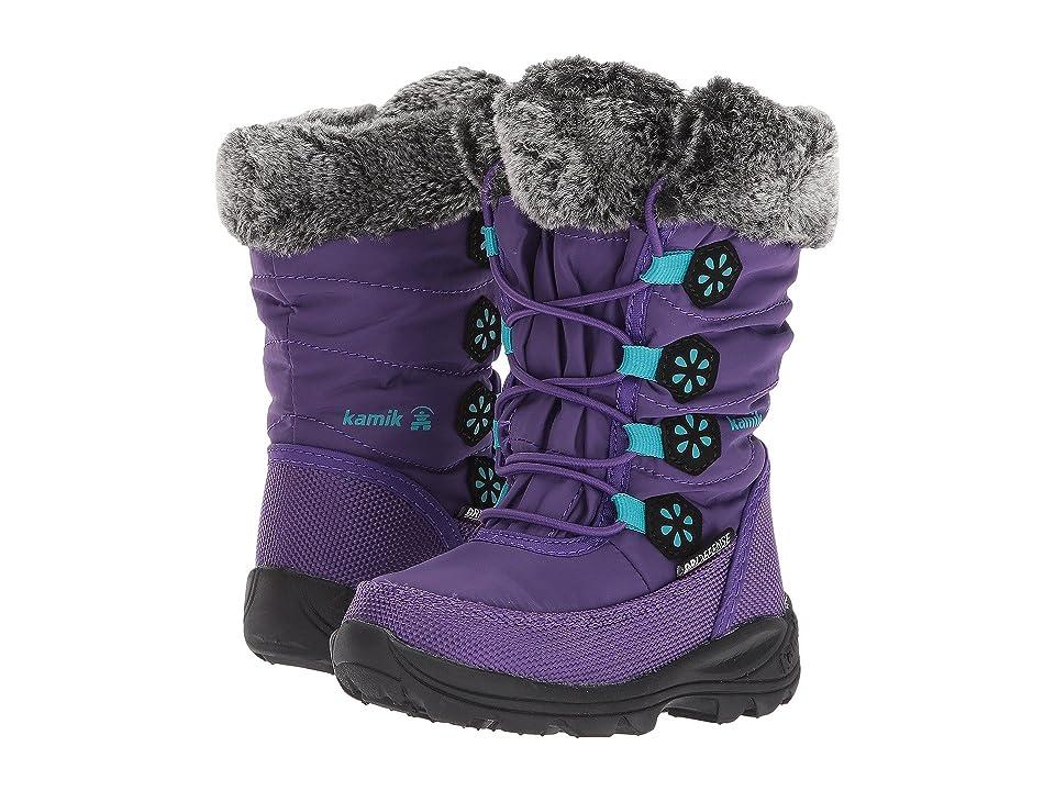 Kamik Kids Ava (Toddler) (Purple/Teal) Girls Shoes