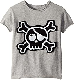 Nununu Skull Patch T-Shirt (Infant/Toddler/Little Kids)