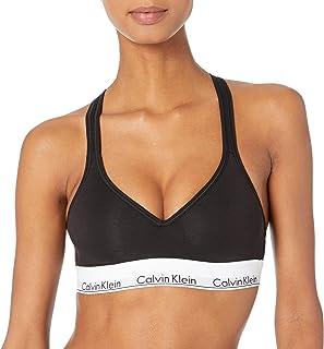Calvin Klein Underwear Women's Modern Cotton Lightly Lined Bralette