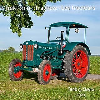 Modell Traktor 1:32 Landini L 55 grau 1956 Atlas 7517020
