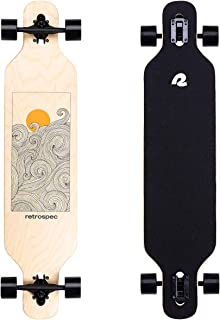 Two Bare Feet Stealth Rider Longboard drop down complet 105/x 25/cm