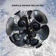 simple minds big music vinyl