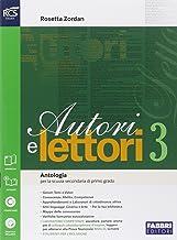 Scaricare Libri Autori e lettori. Quaderno. Per la Scuola media. Con espansione online: 3 PDF
