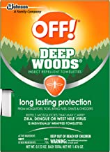 OFF! Deep Woods Towelettes, 12 CT (Pack - 3)