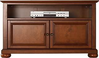Crosley Furniture Alexandria 42-inch TV Stand - Classic Cherry