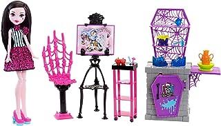 Monster High Draculaura Skulltimate Art Class