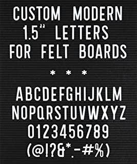 Best colored letter board letters Reviews