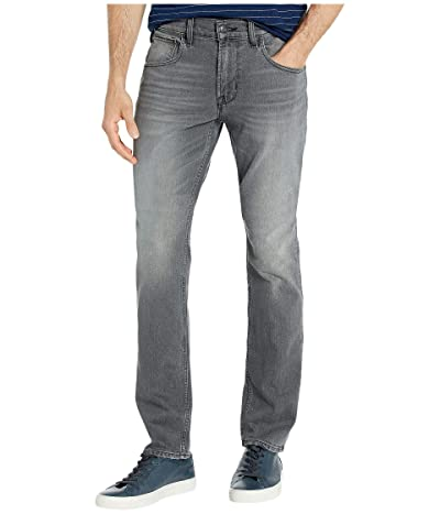Hudson Jeans Blake Slim Straight Zip in Crossover (Crossover) Men