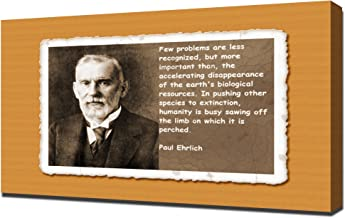 Best paul ehrlich quotes Reviews