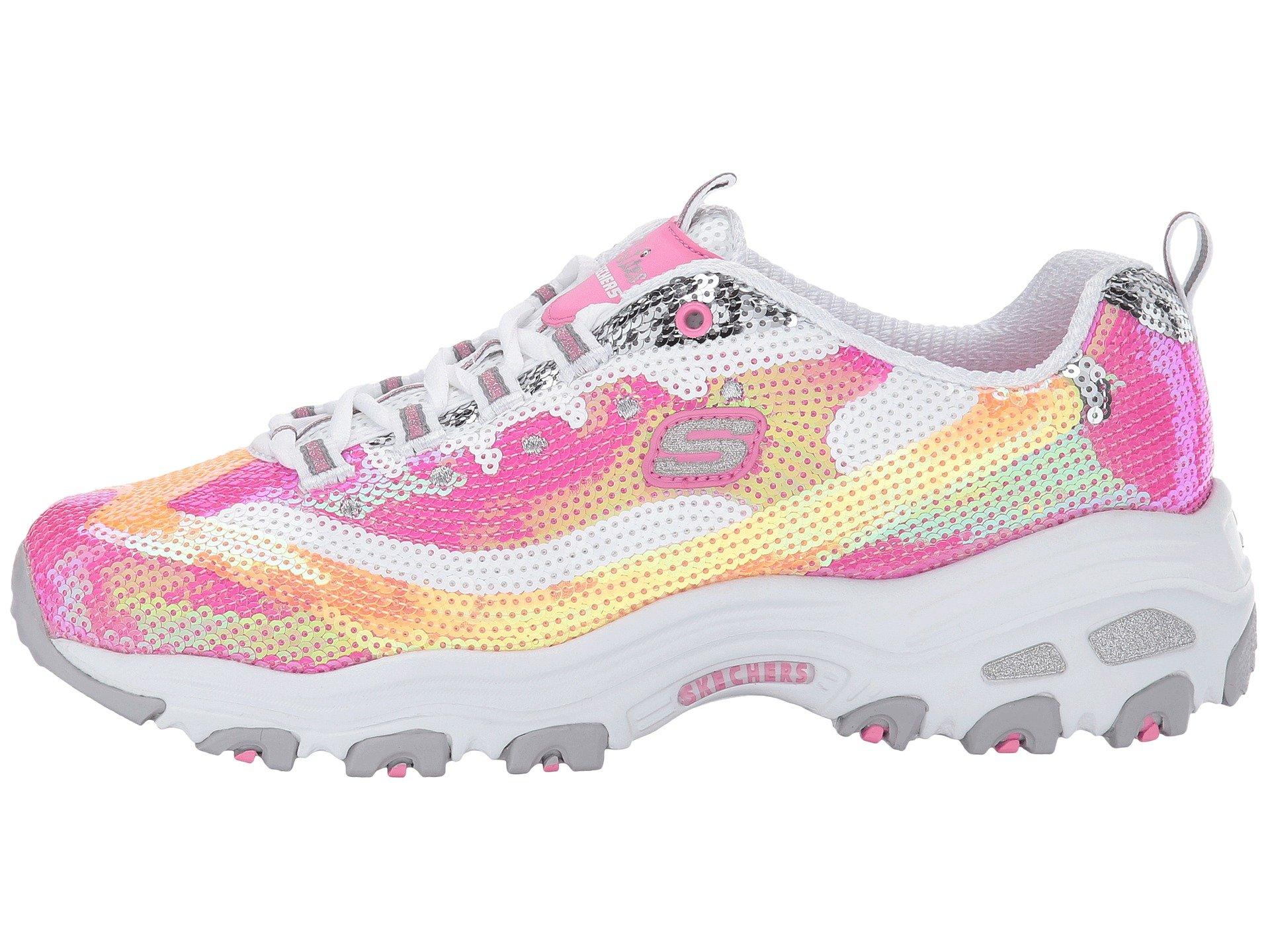 Skechers Black Pink Memory Foam Shoes Girls Amazoncom