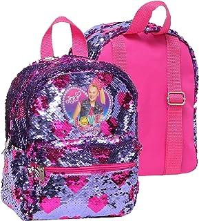 JoJo Siwa Mini Backpack with Brushed Sequins