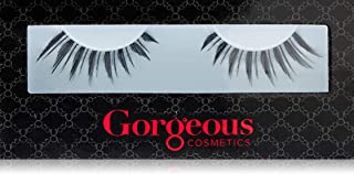 Gorgeous Cosmetics Fake Eyelashes, Twiggies, 0.85g