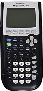 Texas Instruments TI84PLUS TI-84Plus Programmable Graphing Calculator, 10-Digit LCD