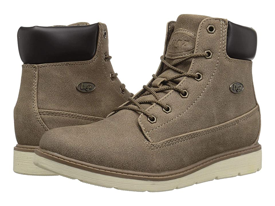 Lugz Quill Hi (Latte/Bark/Off-White) Women