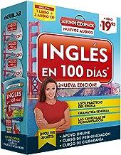 Inglés en 100 días – Curso de Inglés – Audio Pack (Libro + 3 CD's Audio) / English in 100 Days Audio Pack (Spanish Edition) PDF