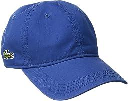 Classic Gabardine 3cm Croc Cap