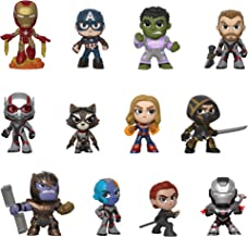 Mystery Minis: Avengers Endgame (One Mystery Figure), Multicolor