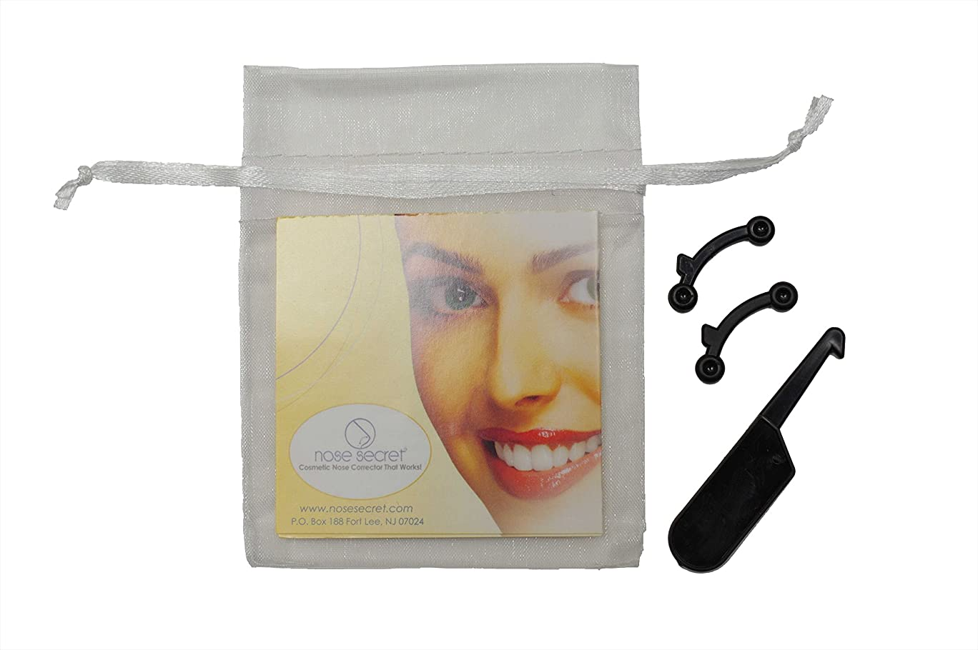ニックネームコロニアルスカープNOSE SECRET (ノーズシークレット) 鼻のアイプチ 正規品 アメリカ製 S