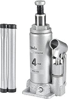TONDA Hydraulic Bottle Jack, 4 Ton Capacity