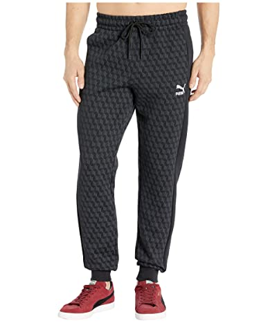 PUMA Luxe Pack Track Pants (Black) Men