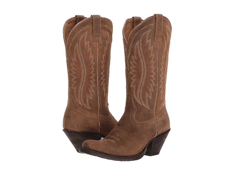 Ariat Circuit Salem (Textured Tan) Cowboy Boots